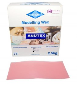 Anutex Toughened Modelling Wax, 2.5kg