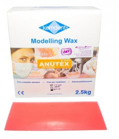 Anutex High Stability Modelling Wax, 2.5kg