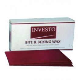 Investo Bite & Boxing Wax - Red