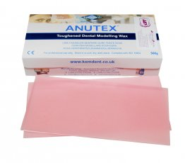 Anutex Toughened Modelling Wax 500g