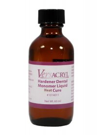 Versacryl Liquid Reline Heat Cure 60ml