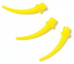 IntraOral Tips Yellow