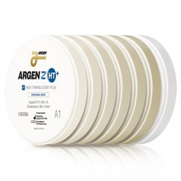 ArgenZ HT+ Discs 18mm - White