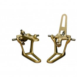 Mestra Articulator 2-Point Brass Free Plane Small