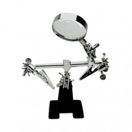 Mestra Magnifier with Clamps