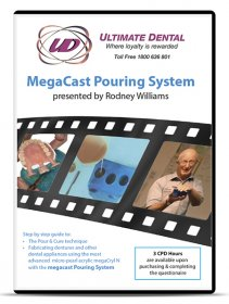 MegaCast Pouring System DVD