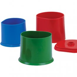 Mestra Plastic Casting Ring and Base for Co/Cr